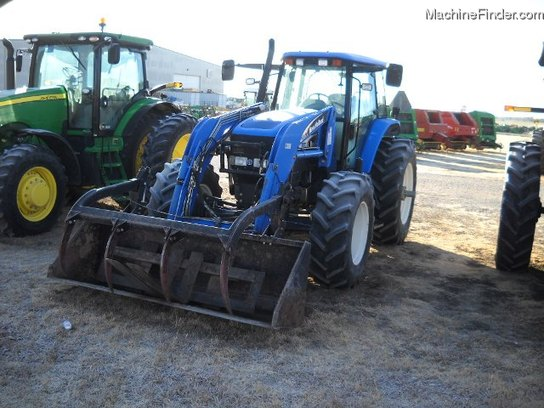 2004 New Holland TM175