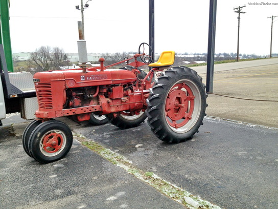 International Harvester Farmall H
