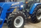 2012 New Holland T5060