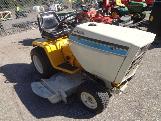 1989 Cub Cadet 1811 Lawn Amp Garden And Commercial Mowing