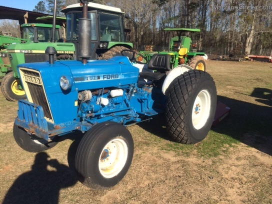 2600 Ford Tractor Specifications : Ford diesel tractor