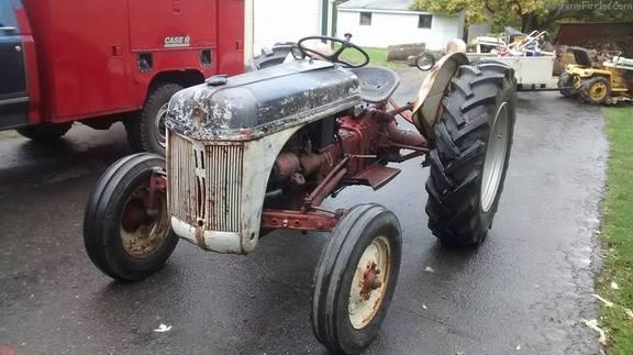 1952 Ford 8n Utility Tractors John Deere Machinefinder
