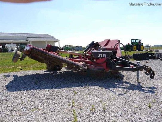 2006 Bush Hog 3715 Rotary Cutters Flail Mowers Shredders
