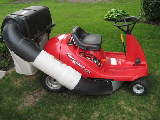Honda Harmony 1011 Mower Tractor Riding Rider Front Weight