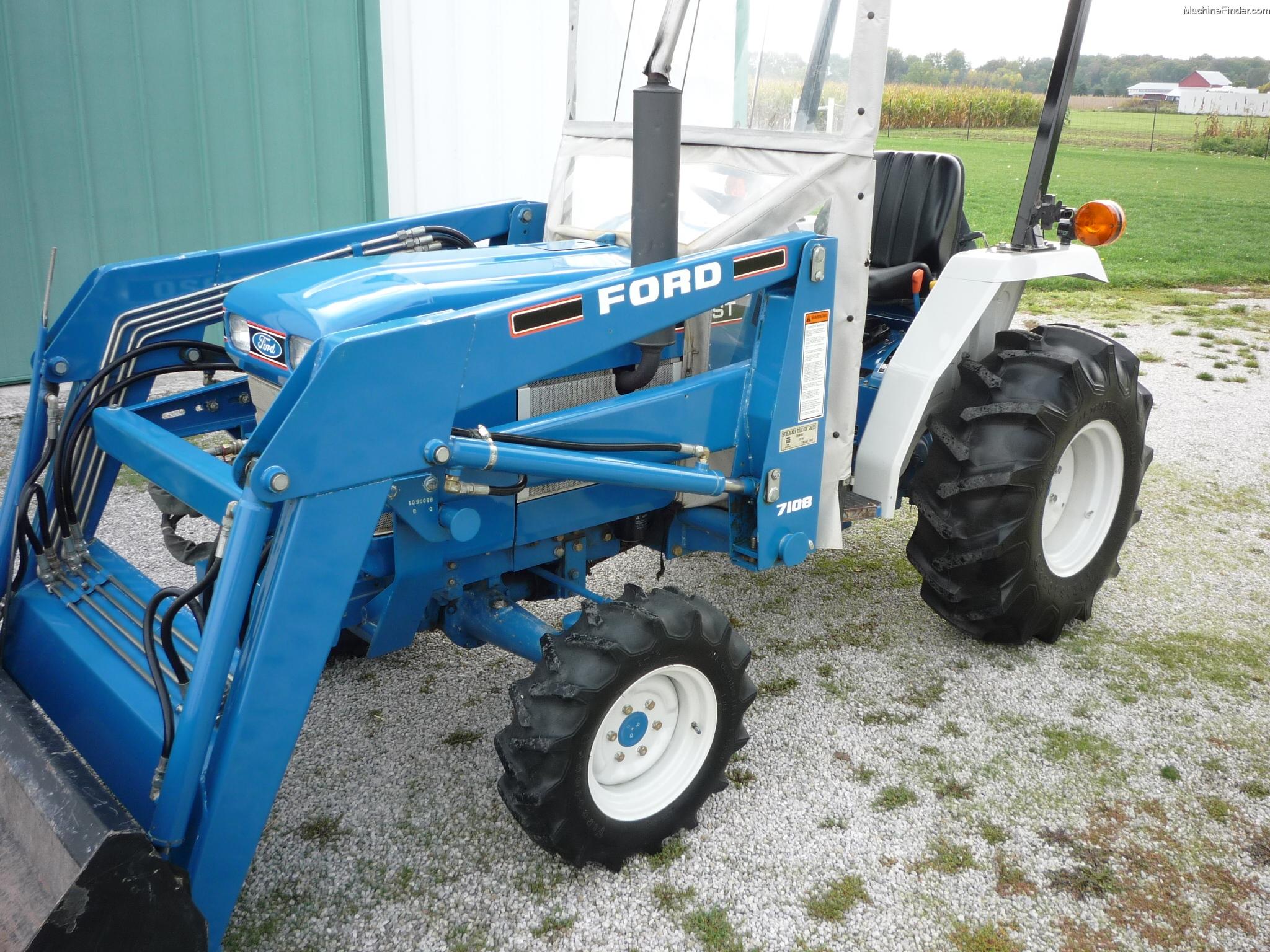 Ford 1320 Tractor Parts Headlights : Tweet