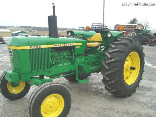 1976 John Deere 2640 Tractors - Utility (40-100hp)