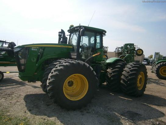 John Deere 9560R