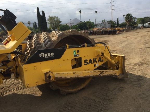 Detail photo of 2014 Sakai SV540T from Construction Equipment Guide