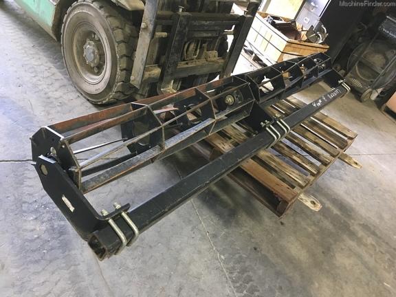 John Deere BN231297 ROLLING BASKET HARROW