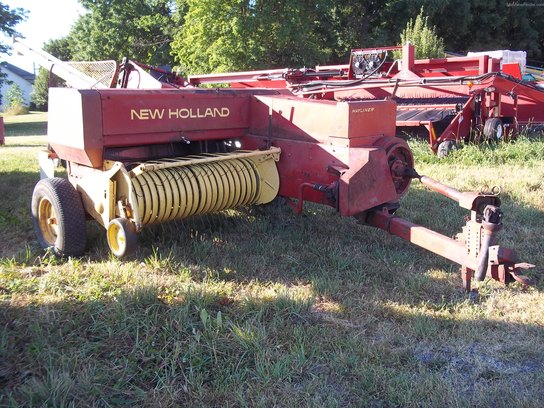 1983 New Holland 311