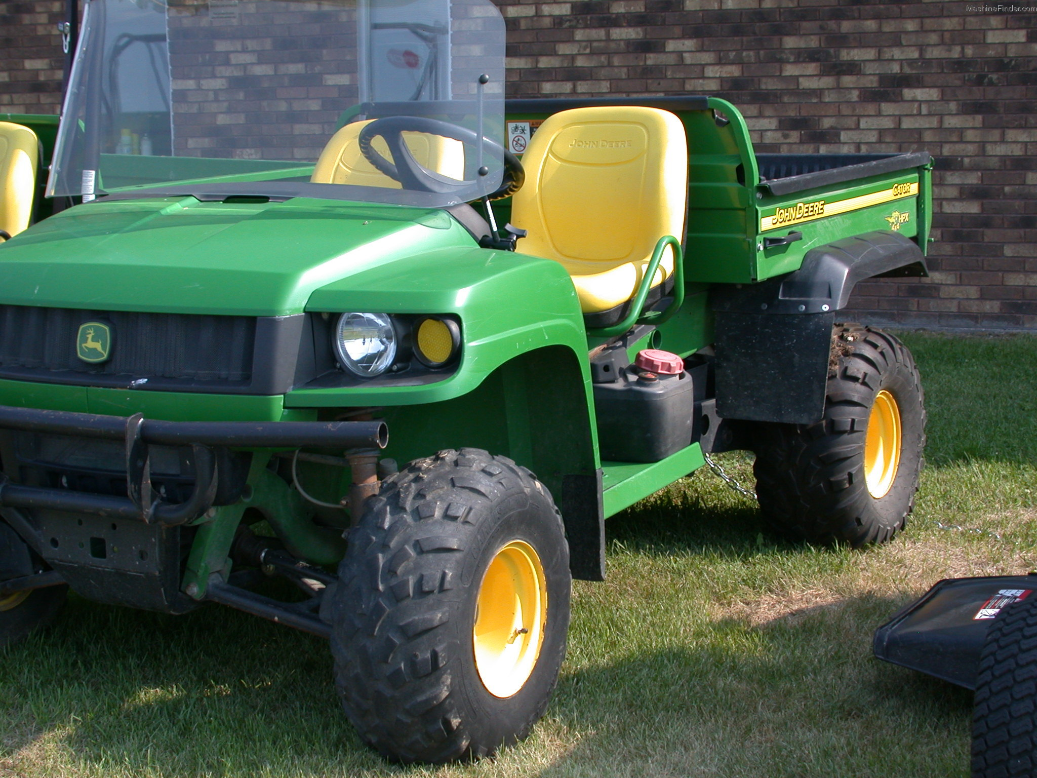2005 John Deere Hpx Atv U0026 39 S And Gators