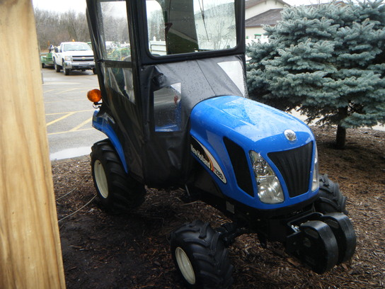 2007 New Holland TZ18DA