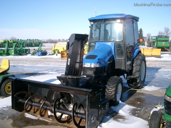 2001 New Holland TC40D