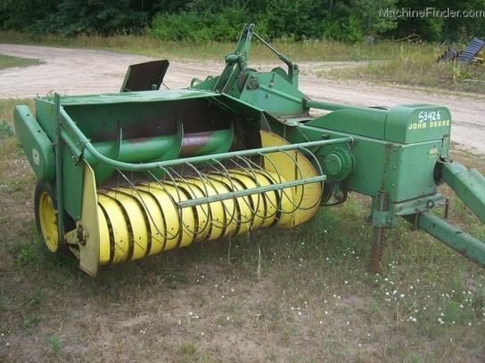 John Deere 24T Hay Equipment - Square Balers - John Deere ...
