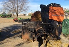 1998 NEW HOLLAND 716C Snow Blower Attachment