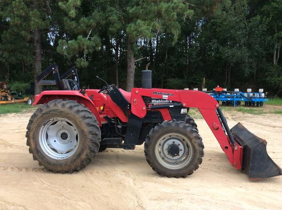 2010 Mahindra 6530