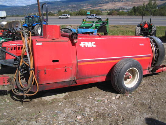Other FMC ORCHARD SPRAYER