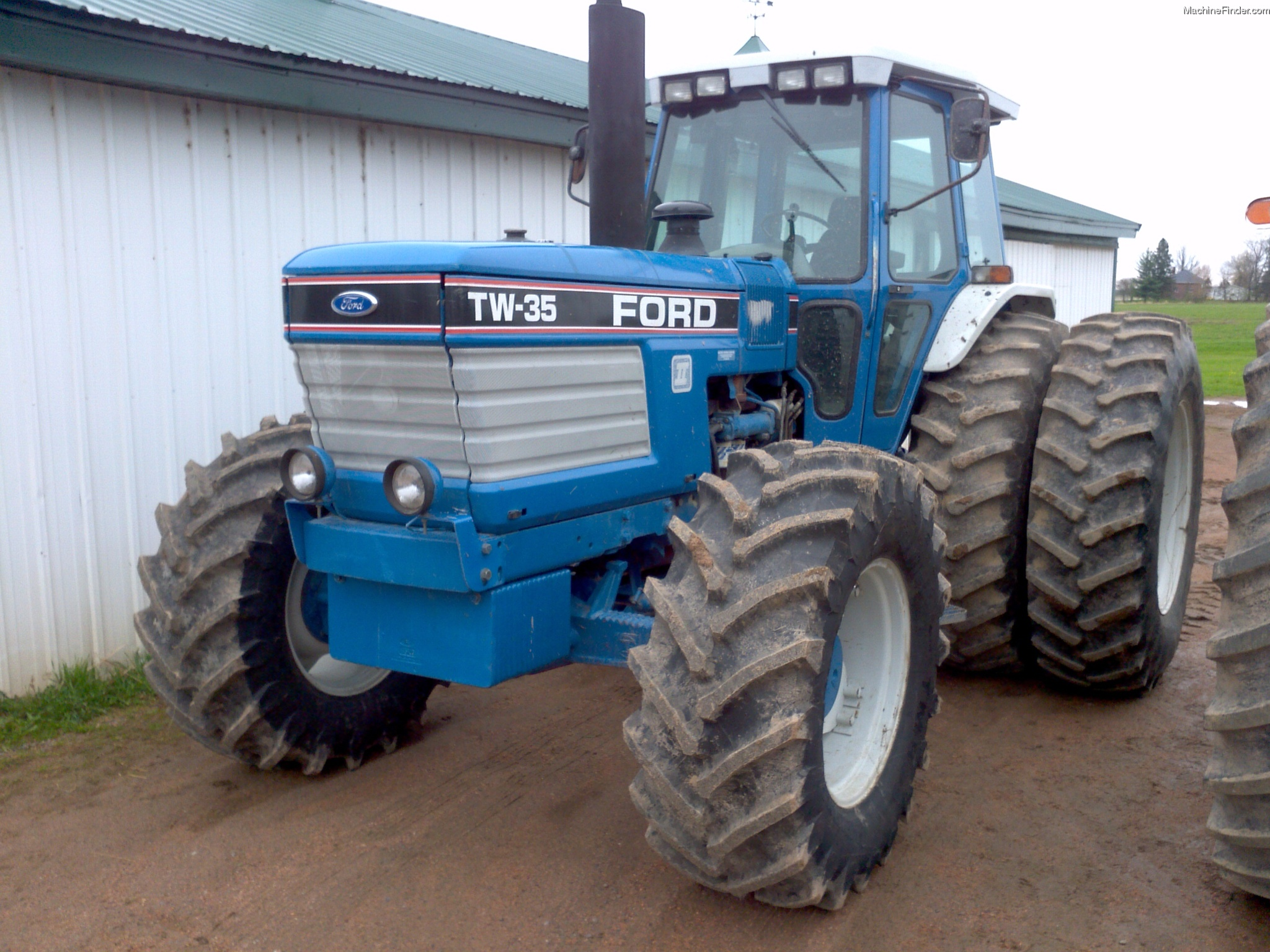 Ford Tw 35 Tractor Parts : Tw ford tractor parts