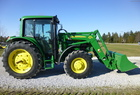 2011 John Deere 6430 Prem with 673SL