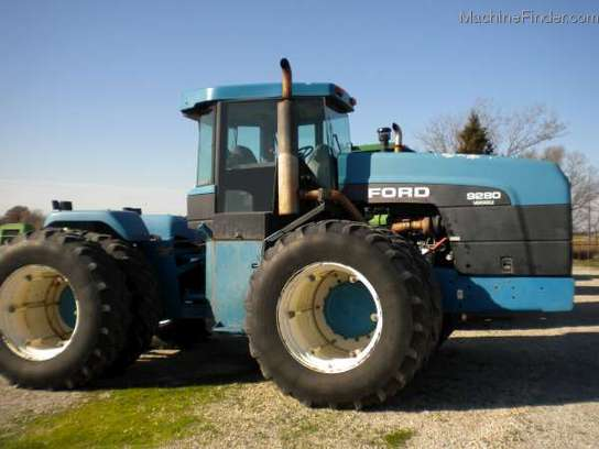 1994 New Holland 9280