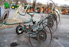 Other Panarama 8 Wheel Rake