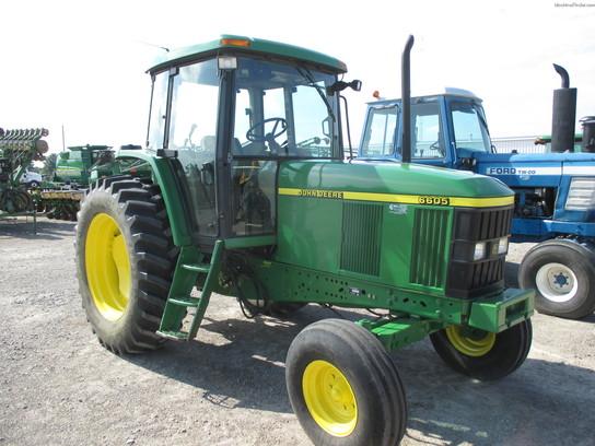 2001 John Deere 6605 Tractors - Utility (40-100hp)