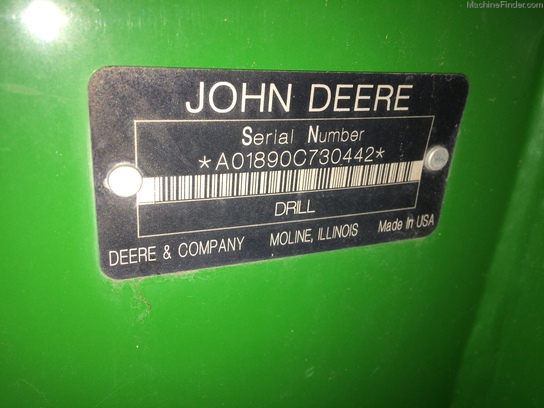 John Deere 1890