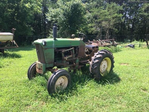 1962 John Deere 1010 : John deere utility tractors mount airy