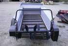 2011 Wallenstein MX80 MANURE SPREADER