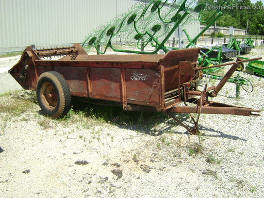 Ford 802  PTO DRIVE