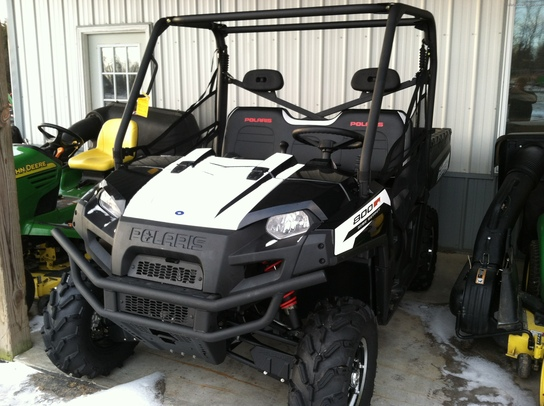 2013 Polaris RANGER XP800LE