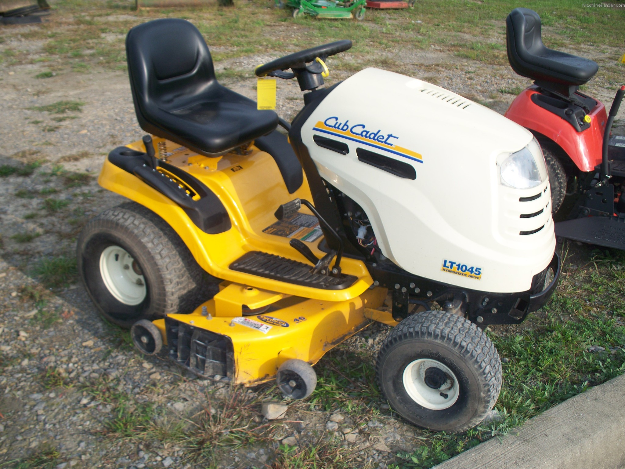 Cub Cadet Lt1045 Lawn Amp Garden And Commercial Mowing John Deere Machinefinder