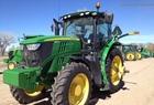 2012 JOHN DEERE 6170R 100-174 HP Tractor