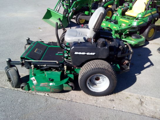 Griffith Tractor Seats : Bobcat zt lawn garden and commercial mowing