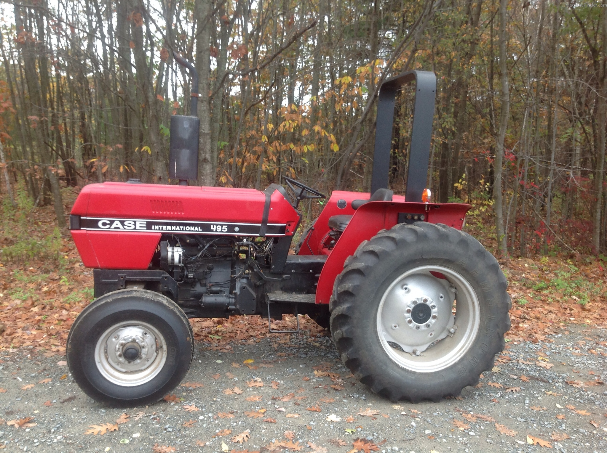 Case Ih 485 Tractors - Utility  40-100hp