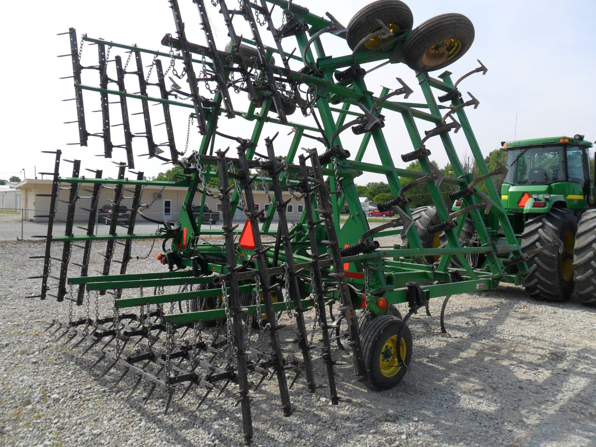 John Deere 980 Field Cultivators For Sale 59308