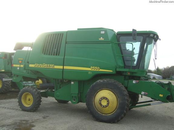 John Deere 9550