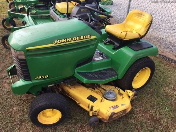 2000 John Deere 355