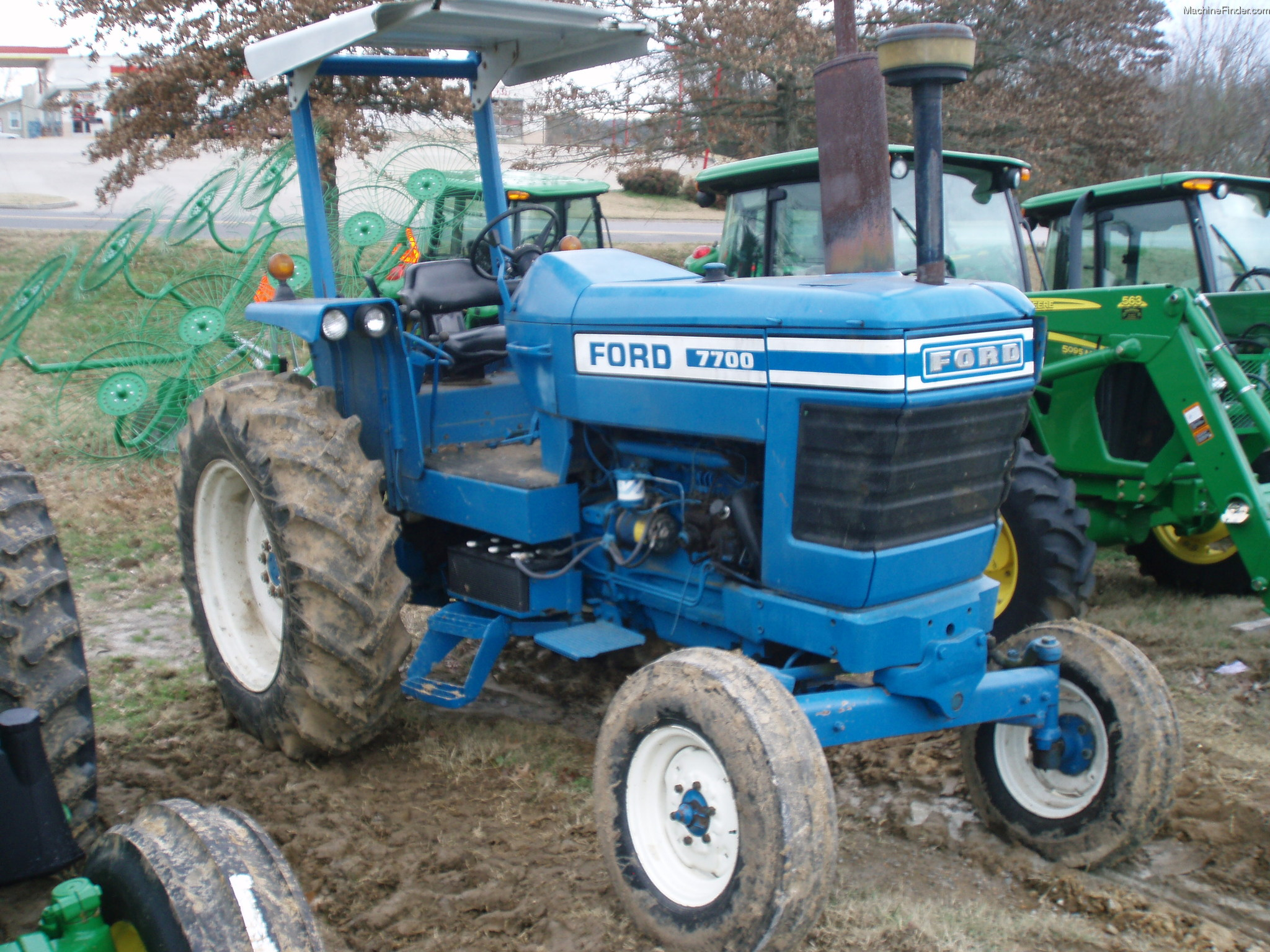 Ford Tractor Sayings : Ford tractor horsepower