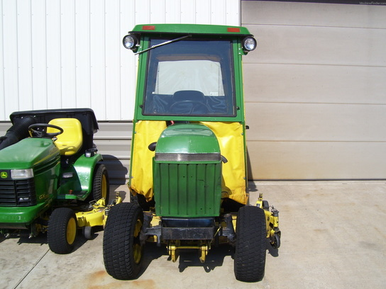 1996 john deere 755 tractors compact 1 40hp john deere machinefinder. Black Bedroom Furniture Sets. Home Design Ideas