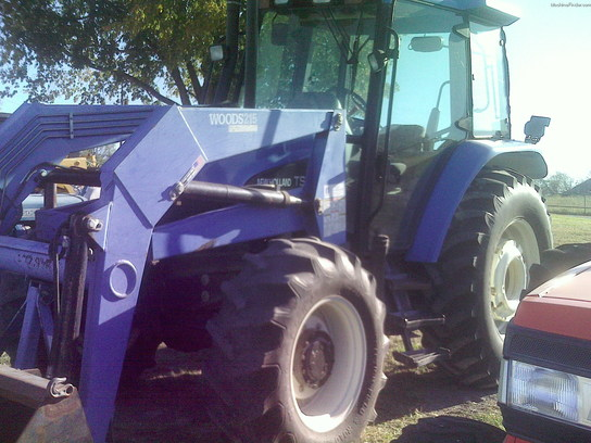 2003 New Holland TS110