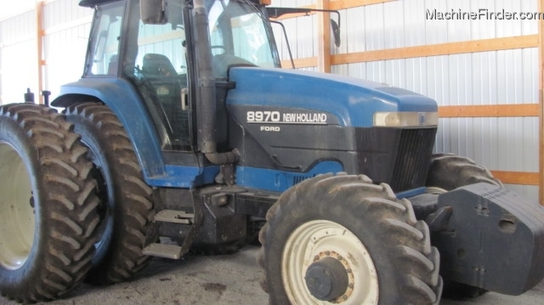 1997 New Holland 8970