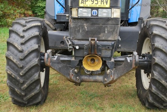 2003 New Holland TM120