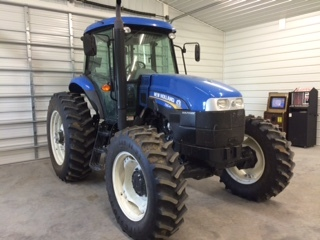 New Holland TS1640