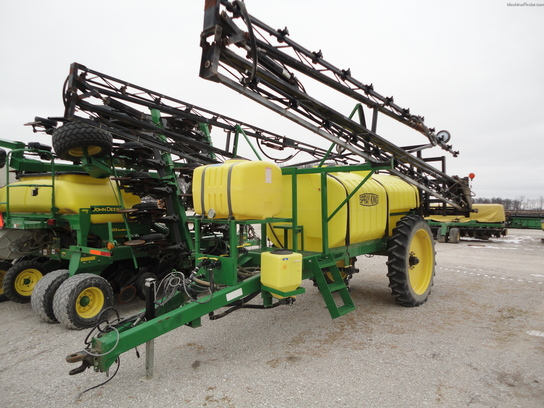 2009 Spray King 1000 Gallon