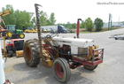Case 440 2WD WITH A SIDE SICKLE MOWER