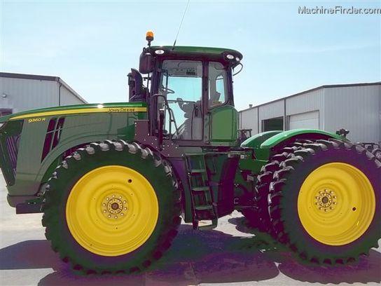 2012 John Deere 9360r Tractors Articulated 4wd John Deere Machinefinder