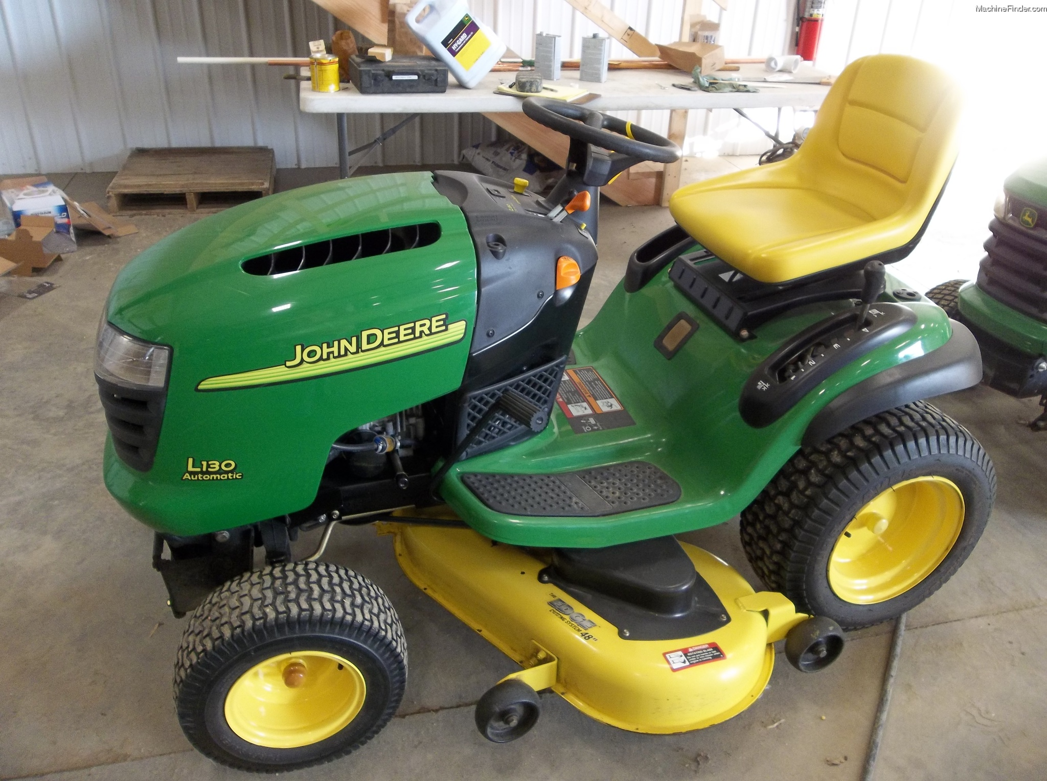 2005 John Deere L130 Lawn Amp Garden And Commercial Mowing