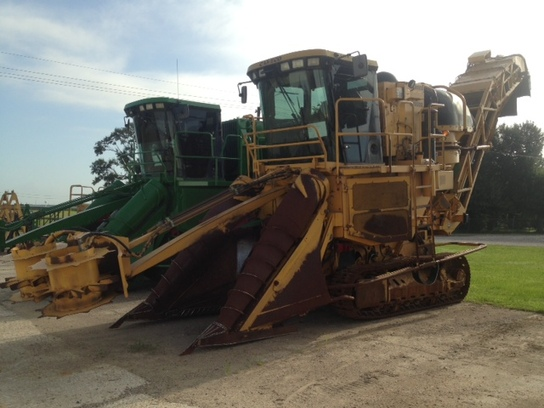 Cameco Sugar Cane Harvester : Cameco ch sugar harvesting sunshine equipment