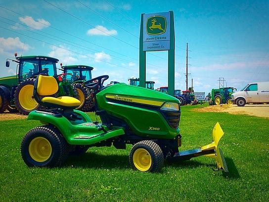 John Deere X360 Lawn Garden Tractors For Sale 47538